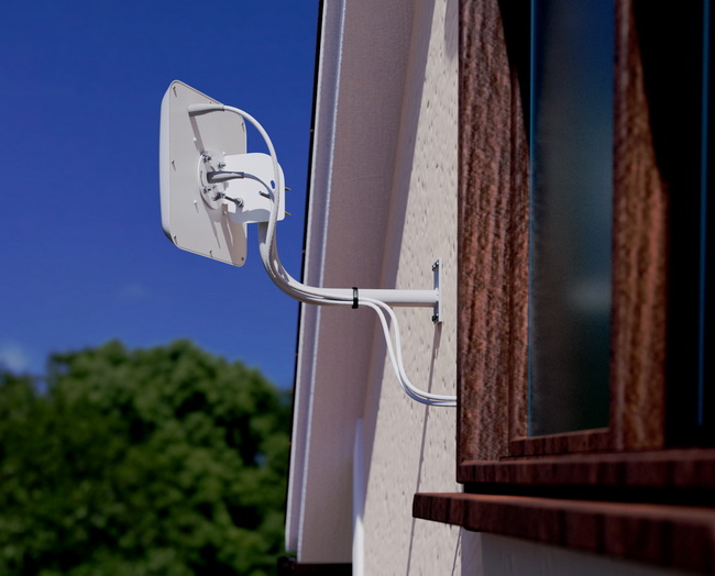 Мобильный интернет и тв на даче